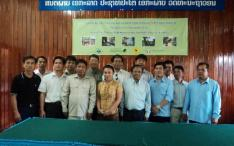 Participants to the 'Musth Control' workshop