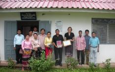Inauguration of the Hongsa Mahout Association